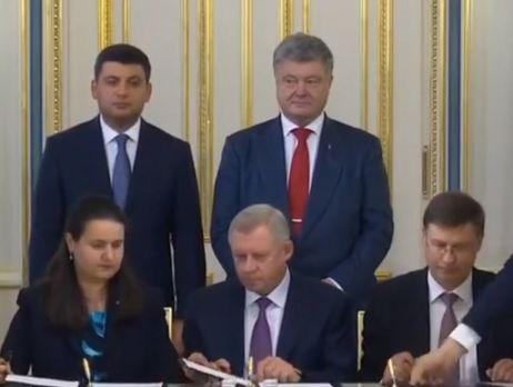 Украина выпросила денежных средств уЕС