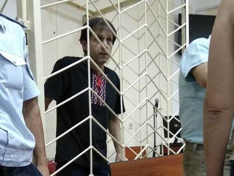 Балуха избили в симферопольском СИЗО - Чийгоз