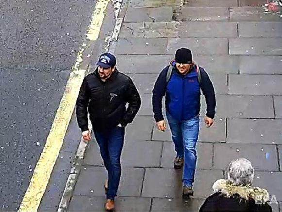 Інтерв'ю Петрова і Боширова було покаранням за залишені в Солсбері сліди