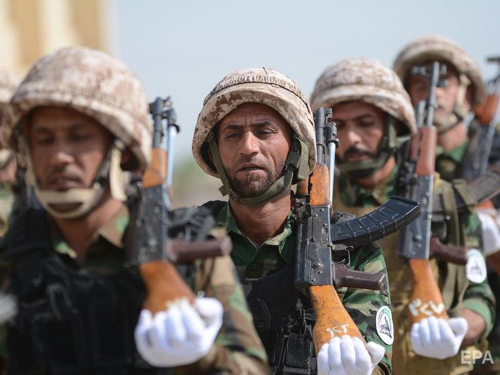 У Міноборони Німеччини повідомили, що залишаться в Іраку на тривалий час, щоб допомогти відновити армію країни