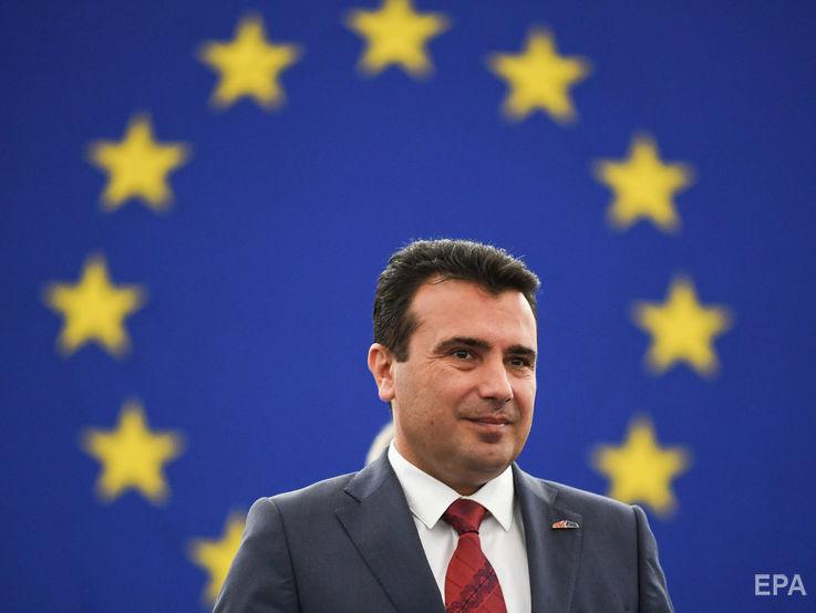 Прем'єр Македонії закликав громадян підтримати перейменування країни на референдумі, щоб уникнути ізоляції