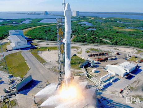 SpaceX присоединится ккосмической гонке вооружений