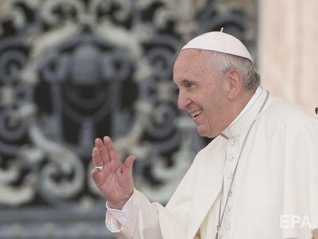 Папа римский и секс