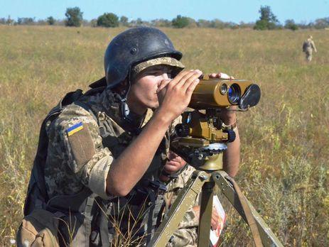 Тымчук: Объединенные силы наДонбассе взяли под контроль населенный пункт Золотое-5