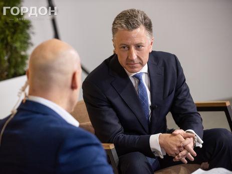 Курт Волкер: Чем громче будут успехи Украины, тем больше шансов на реинтеграцию оккупированных территорий