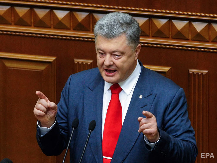 Порошенко: Росія вже сьогодні активно втручається в українські вибори за допомогою пропаганди і дезінформації