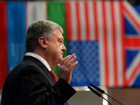 Порошенко: Сотни миллионов в год Roshen перечисляет на поддержку украинской армии