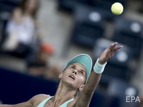Цуренко пробилась во второй раунд China Open