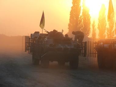 Война на востоке Украины. 2 сентября. Онлайн-репортаж / Гордон