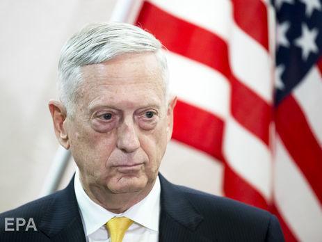 Министр обороны США отменил собственный  визит в КНР