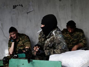 Командование российских войск конфликтует с главарями боевиков Донбасса