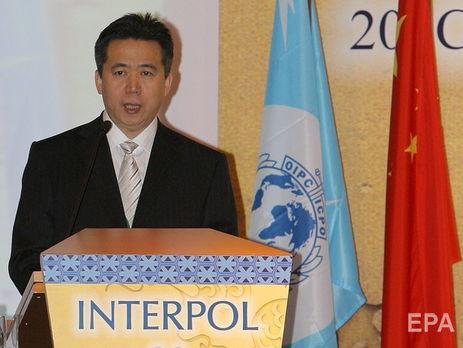 СМИ узнали  причину исчезновения руководителя  Интерпола
