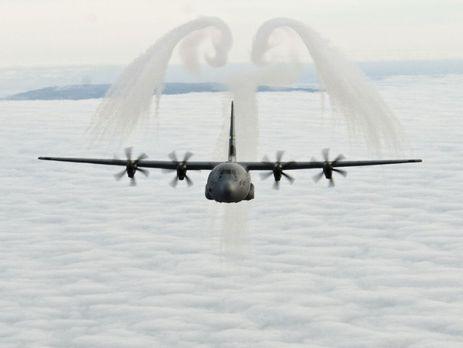 Самолеты прибыли в Украину 6 октября
