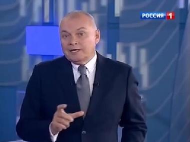 Дмитрий Киселев:Было бы странно, если бы гражданская война на Украине обошлась без добровольцев из России