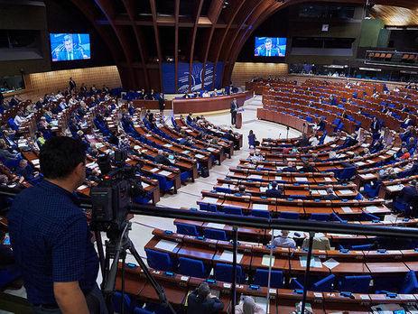 НаУкраине пообещали «всеми силами» сопротивляться возвращению России вПАСЕ