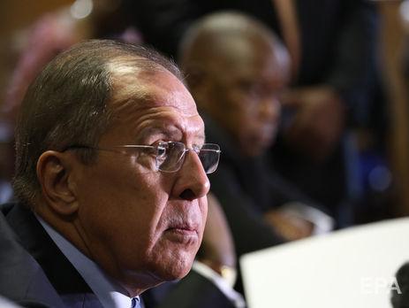 Лавров: Все вздохнули с облегчением, когда были подписаны Минские договоренности