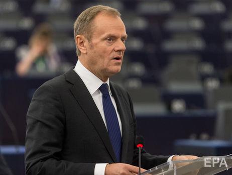 Туск беспокоится о результатах парламентских выборов в Латвии