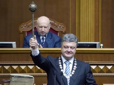 Порошенко: Я иду в президенты, чтобы сохранить и укрепить единство Украины, обеспечить длительный мир и гарантировать надежную безопасность