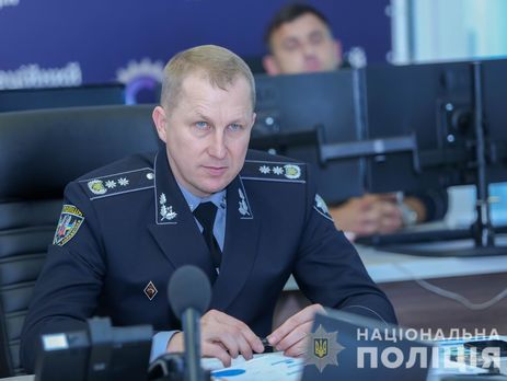 Аброськін: Підрозділи Національної поліції України будуть нести службу цілодобово