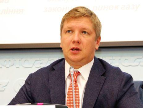 Руководитель «Нафтогаза» ведет переговоры встолице Англии оразработке газовых месторождений вгосударстве Украина