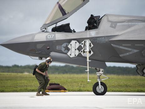 Все американские F-35 пока остаются на земле