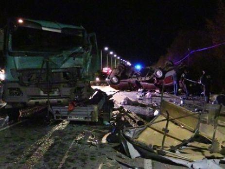 Аварія сталася на федеральній трасі неподалік від Чебоксар