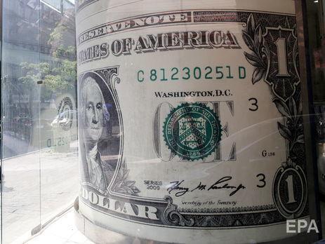 Курс гривны к доллару укрепился до 27,98 грн/$