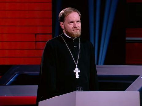 Олександр Волков відповів на запитання ведучого по-армійськи