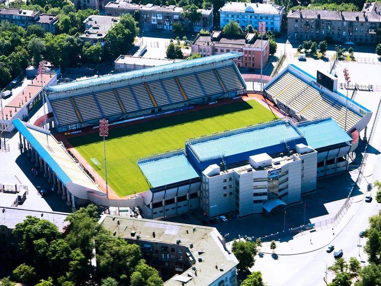 Фінал футбольного Кубка України 2019 року відбудеться у Запоріжжі – ФФУ