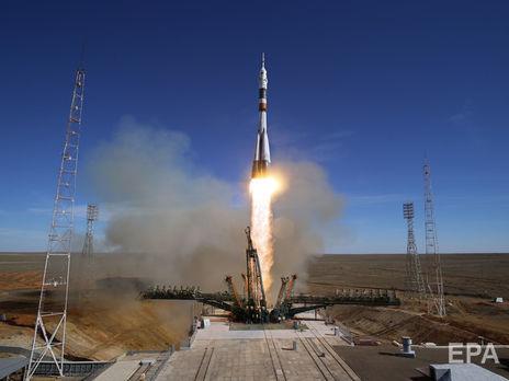 """11 октября ракета """"Союз-ФГ"""" не вывела на орбиту корабль """"Союз МС-10"""" из-за аварии"""