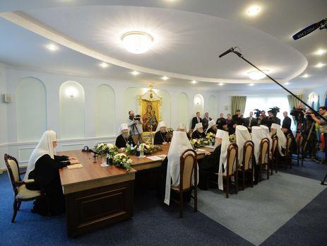 Константинопольский патриархат подтверждал анафему Филарету, но по политическим мотивам изменил позицию - заявление Синода РПЦ