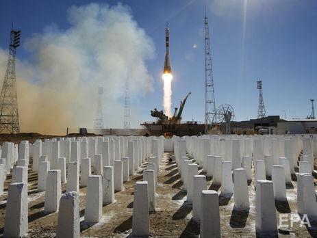 «Союз» после трагедии  пролил наземлю 22 тонны топлива