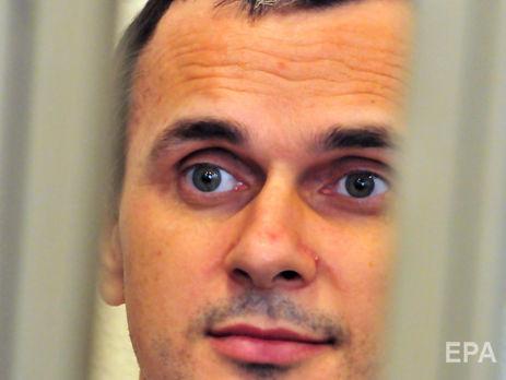 6 октября Сенцов прекратил голодовку, которую держал с 14 мая