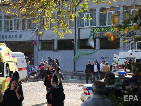 Песков омассовом убийстве вКерчи: Очень рискованная  тенденция