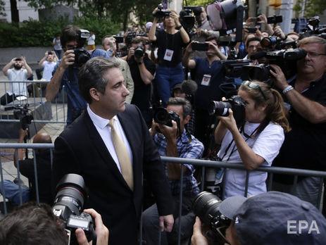 Коен готовий публічно виступати на підтримку демократів, повідомляє CNN