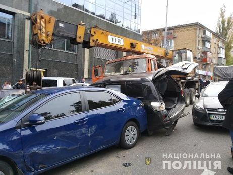 Після події три людини звернулися до медиків, двом із них допомогу було надано на місці