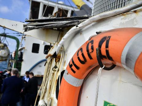 Арестованное судно «Норд» пустят смолотка, чтобы нетратиться наего содержание