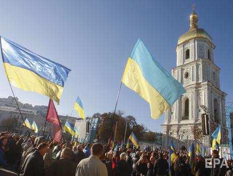 14 октября в Украине прошел благодарственный молебен за автокефалию