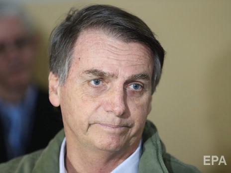 Новым президентом Бразилии стал прошлый военный Болсонару