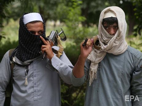 Боевики «Талибан» захватили правительственную военную базу вАфганистане