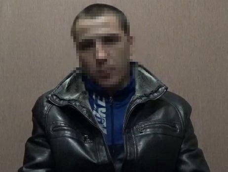Уродженець Донецької області у червні 2014 року вступив до лав незаконних озброєних формувань