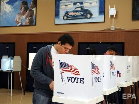 6 ноября в США прошли промежуточные выборы