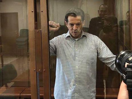4 червня 2018 року в Москві Сущенка засудили до 12 років колонії суворого режиму