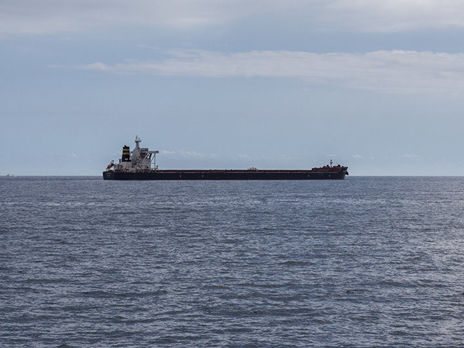 На рейді в акваторіях портів окупованого Севастополя, Феодосії та Керчі зафіксовано п'ять суден