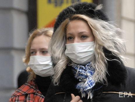 Порівняно з минулим тижнем рівень захворюваності на грип в Україні знизився