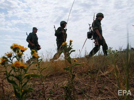 У квітні 2014 року на сході України почався збройний конфлікт