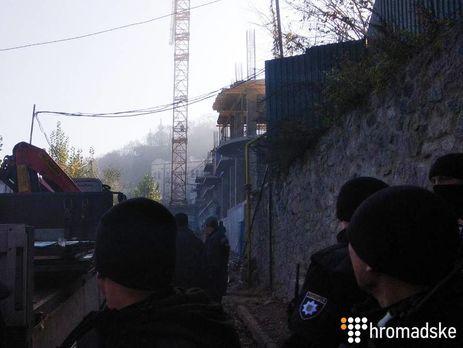 ВКиеве прогремела серия взрывов