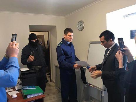Днями вручили припис адвокату Курбедінову