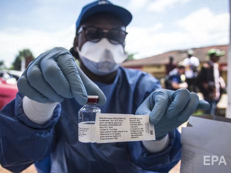 У Конго вакцинують людей, щоб допомогти зупинити поширення вірусу