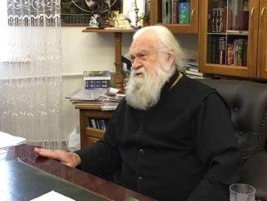 Софроний: Если бы все наши епископы решили, никакого раскола не было бы